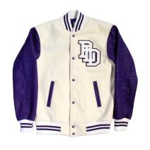 Purple Varsity Front
